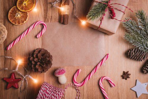 クリスマスの玄関インテリアを紹介します!パート2