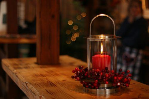クリスマスの玄関インテリアを紹介します!